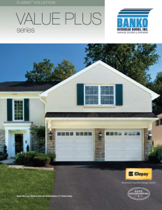 Need to replace the panels in your garage door? Covington resident researched and found replacement panels for as low as $10 each from BANKO OVERHEAD DOORS ... & Garage Door Info | Covington Estates HOA Pezcame.Com